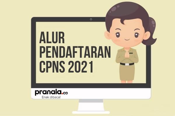 Panduan Tata Cara Daftar CPNS 2021, Minat? - pranala.co
